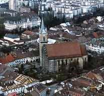 Istoria Bisericii Evanghelice din Bistrița